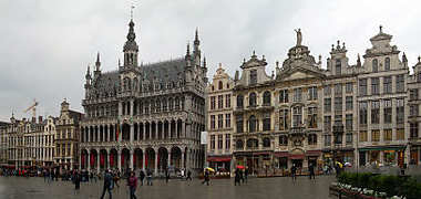 tours en Bruselas