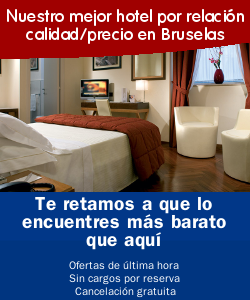Hoteles Booking Bruselas